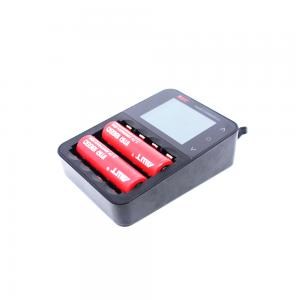 iSDT C4 Charger for NiMH, Nicad & Li-ion Batteries