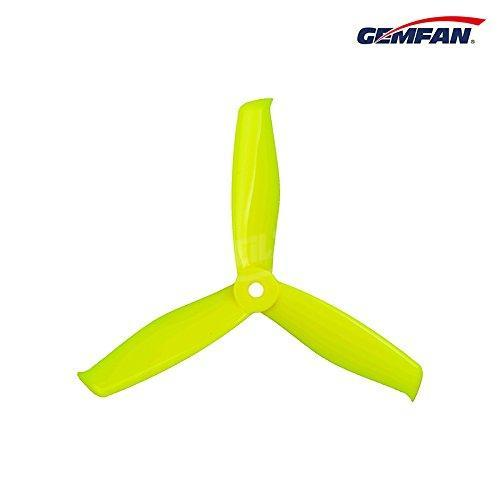 Gemfan 5055 3-Blade Propeller for FPV Racing Drone Quadcopter