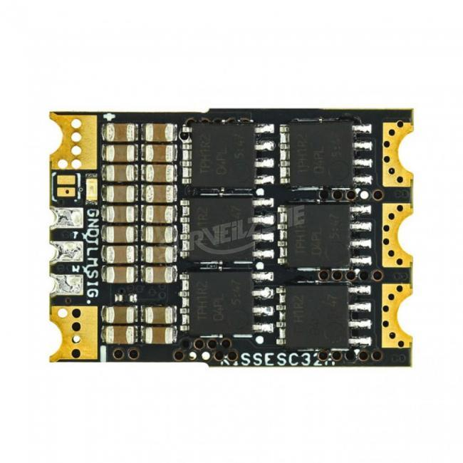 KISS 32A 32bit ESC (2-6S) Race Edition Board