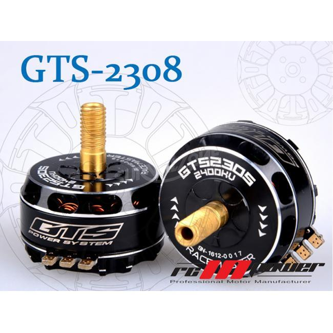 RCINPOWER GTS2308 2308 RaceMaster 1200KV/1850KV/2150KV 3-5S Racing Edition Brushless Motor for RC Drone FPV Racing