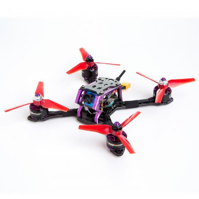 Skyzone Micro 140 Frame Kit for FPV Racer