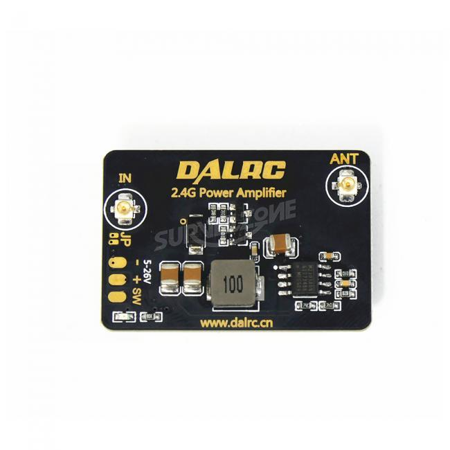 DALRC 2.4GHz 8dBm Power Amplifier Remote Control Increase Distance For DIY Multirotor Racer