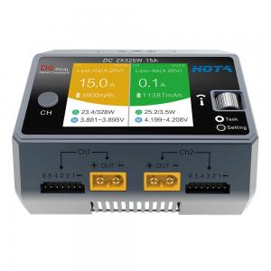 HOTA D6 PRO Charger AC200W DC650W 15A For 1-6S Lipo Battery with Wireless Charging