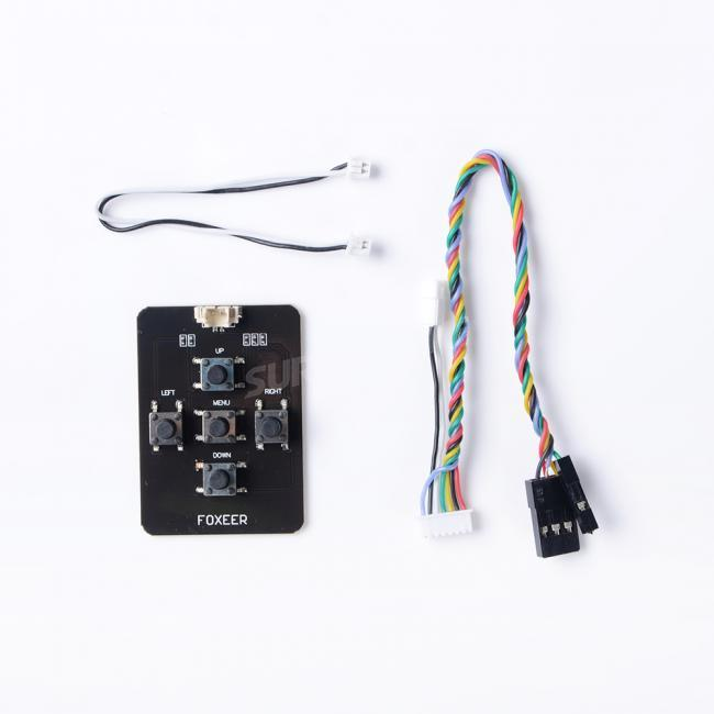 OSD Programming Board And Cable for Arrow V3/Monster V2/Nightwolf V2 Camera