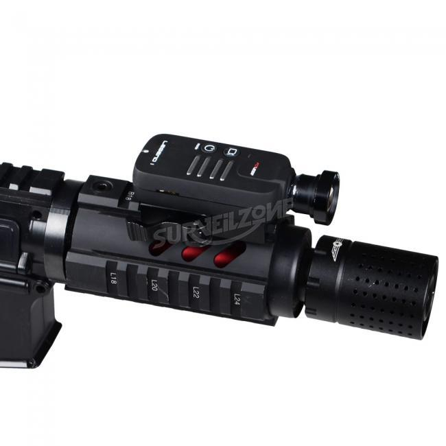 Foxeer Legend 1 1080P 60fps Action Camera 35mm Lens Airsoft Scopecam