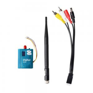 1.2G 1.3G 8CH Video Audio 400mW Wireless Transmitter VTx FPV