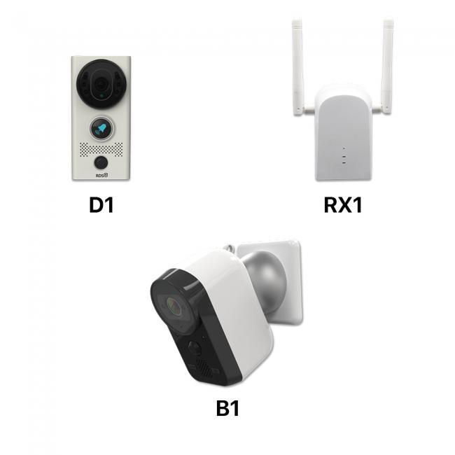 2.4G WiFi-free Video System
