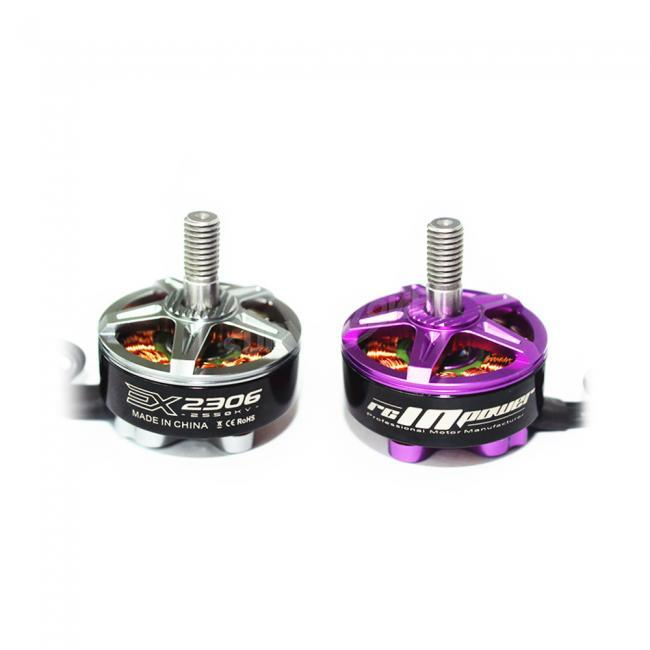 RCINPOWER EX2306 2550kv/2750kv Brushless Motor 2PCS