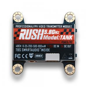 RUSH TANK 5.8G VTX 48CH 800mW Smart Audio VTX