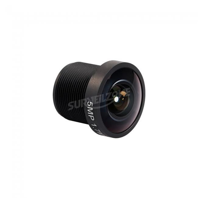 M12 1.7mm Lens for Foxeer Micro Predator 4 Full Cased Camera