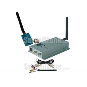 2.4G 100mW 4CH Wireless AV Transmitter & Receiver